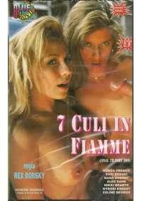 7 Culi in fiamme