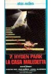 7 Hyden park, la casa maledetta