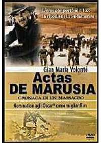 Actas de Marusia - Cronaca di un massacro