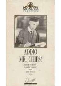 Addio Mr. Chips!
