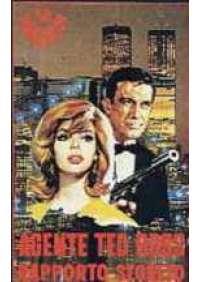 Agente Ted Ross - Rapporto segreto