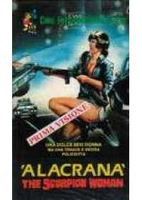 Alacrana - The Scorpion Woman
