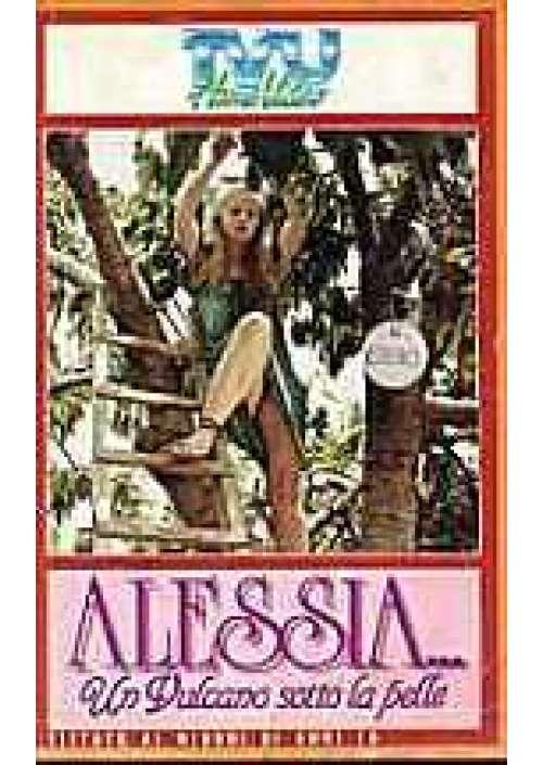 Alessia, un vulcano sotto la pelle