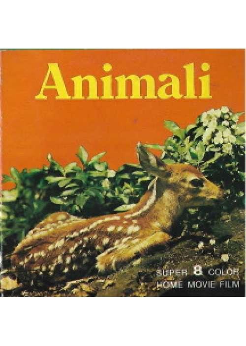 Animali (Super8)