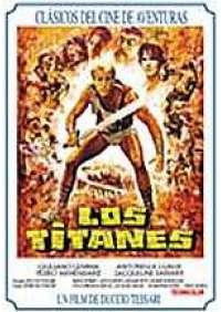 Arrivano i Titani (in spagnolo/francese)