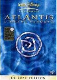 Atlantis - L'Impero perduto (2 dvd)