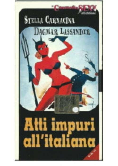 Atti impuri all'italiana