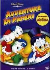 Avventure di Paperi (Duck Tales) vol. 1 (3 dvd)