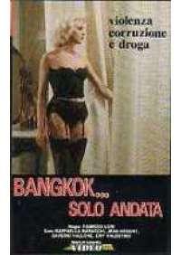 Bangkok...solo andata
