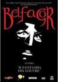 Belfagor - Il Fantasma del Louvre (4 dvd + libro)