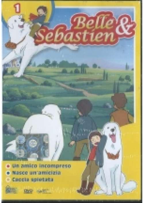 Belle & Sebastien - Serie Completa (17 Dvd)