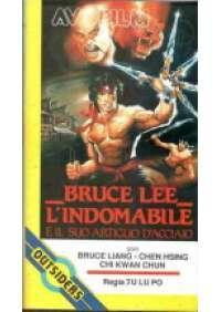 Bruce Lee l'indomabile ed il suo artiglio d'acciaio
