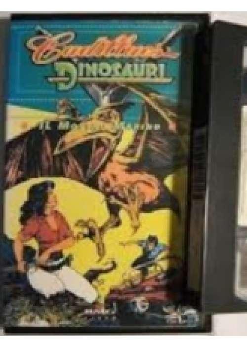 Cadillacs Dinosauri - Il Mostro marino