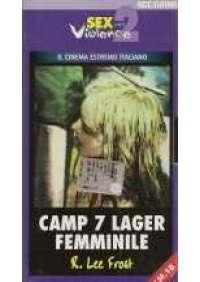 Camp 7 Lager femminile