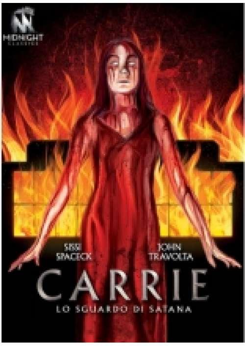 Carrie - Lo Sguardo di Satana (3 Blu Ray+Booklet)