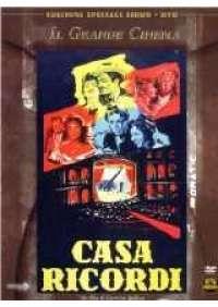 Casa Ricordi (dvd + libro)