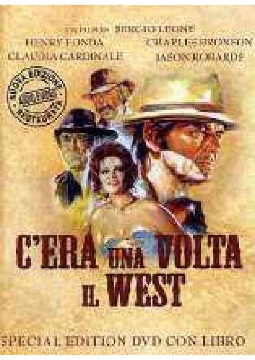 C'era una volta il West (dvd + libro)