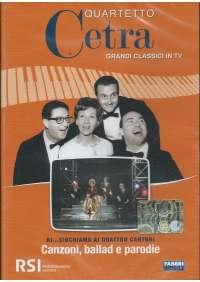 Quartetto Cetra - Canzoni, Ballad e parodie