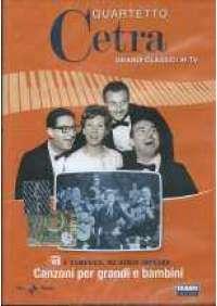 Quartetto Cetra - Canzoni per grandi e bambini