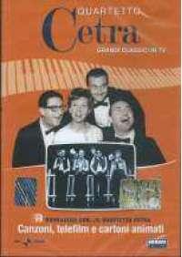 Quartetto Cetra - Canzoni, Telefilm e cartoni animati