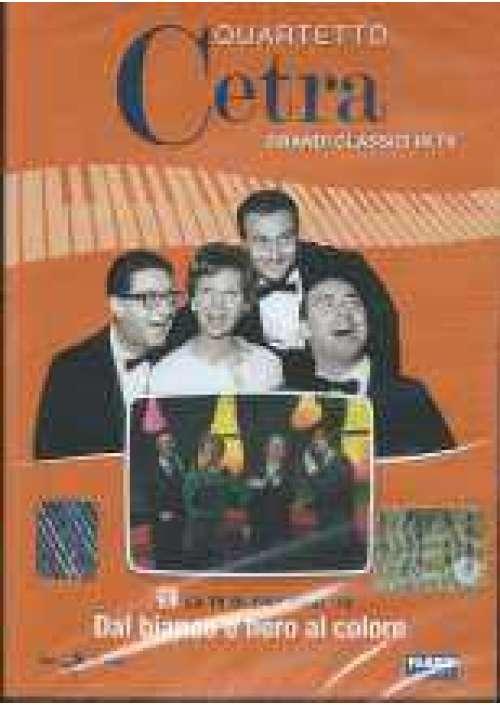 Quartetto Cetra - Dal bianco e nero al colore