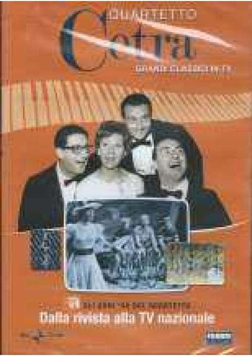 Quartetto Cetra - Dalla Rivista alla Tv nazionale