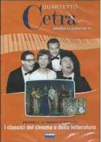 Quartetto Cetra - I Classici del cineme e della letteratura