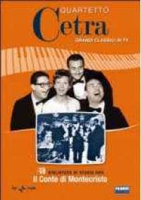 Quartetto Cetra - Il Conte di Montecristo