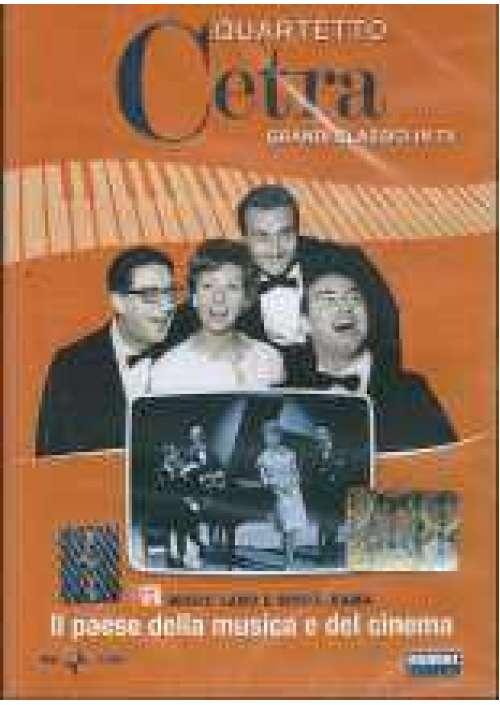 Quartetto Cetra - Il Paese della musica e del...