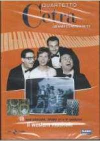 Quartetto Cetra - Il Western musicale (puntata 1,2)