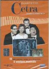 Quartetto Cetra - Il Western musicale (puntata 3,4)