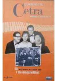 Quartetto Cetra - I Tre Moschettieri