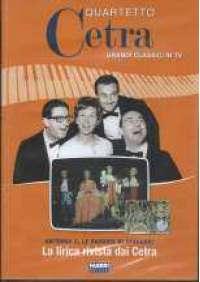 Quartetto Cetra - La Lirica rivista dai Cetra