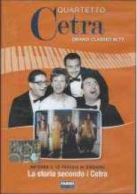 Quartetto Cetra - La Storia secondo i Cetra