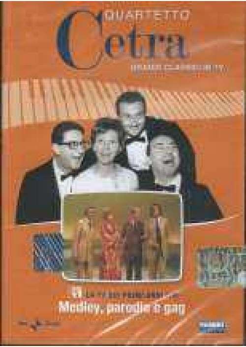 Quartetto Cetra - Medley, parodie e gag