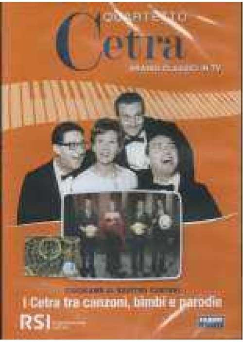 Quartetto Cetra - I Cetra tra canzoni, bimbi e parodie