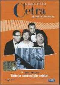 Quartetto Cetra - Tutte le canzoni più celebri