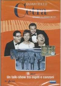 Quartetto Cetra - Un Talk-show tra ospiti e canzoni