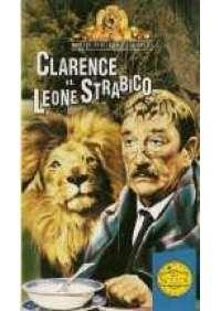 Clarence il leone strabico