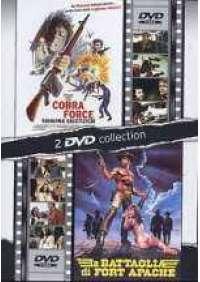 Cobra Force/La Battaglia di Fort Apache (2 dvd)