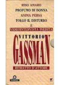 Cofanetto Gassman (5 videocassette)