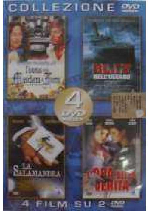 Collezione 4 film su 2 dvd