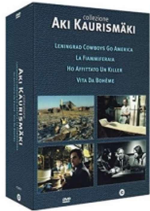 Collezione Aki Kaurismaki (4 dvd)