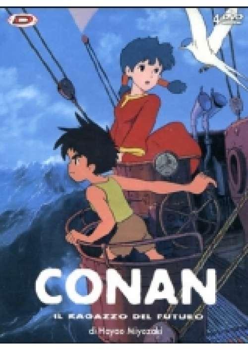 Conan - Il Ragazzo del futuro (4 dvd)