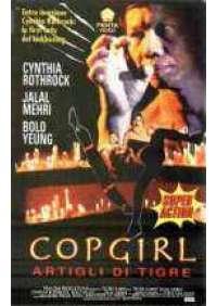Copgirl - Artigli di tigre