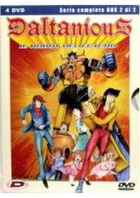 Daltanious - Il Robot del futuro - Box 2 (4 dvd)