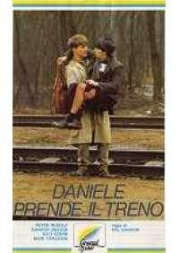 Daniele prende il treno