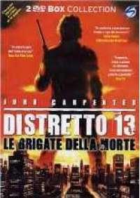 Distretto 13 - Le Brigate della morte (2 dvd)