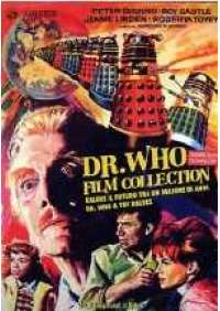 Dr. Who Film Collection (2 dvd)