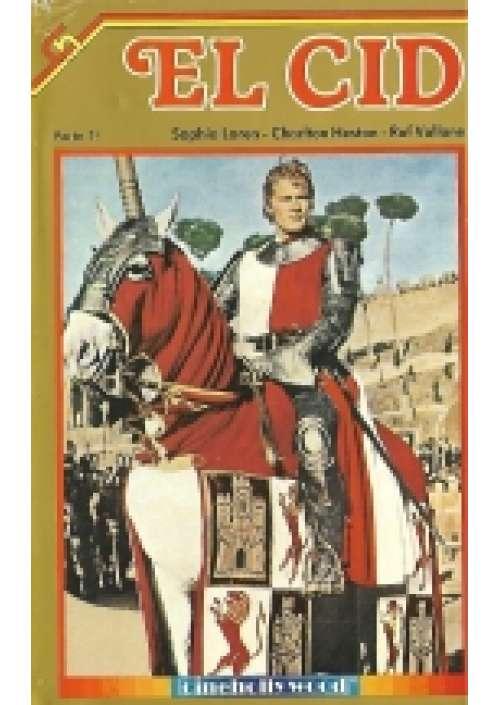 El Cid (2 Vhs)